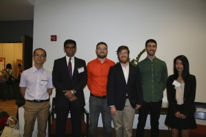 SONIC YR 3 Annual Review Meeting Student Research Award Winners